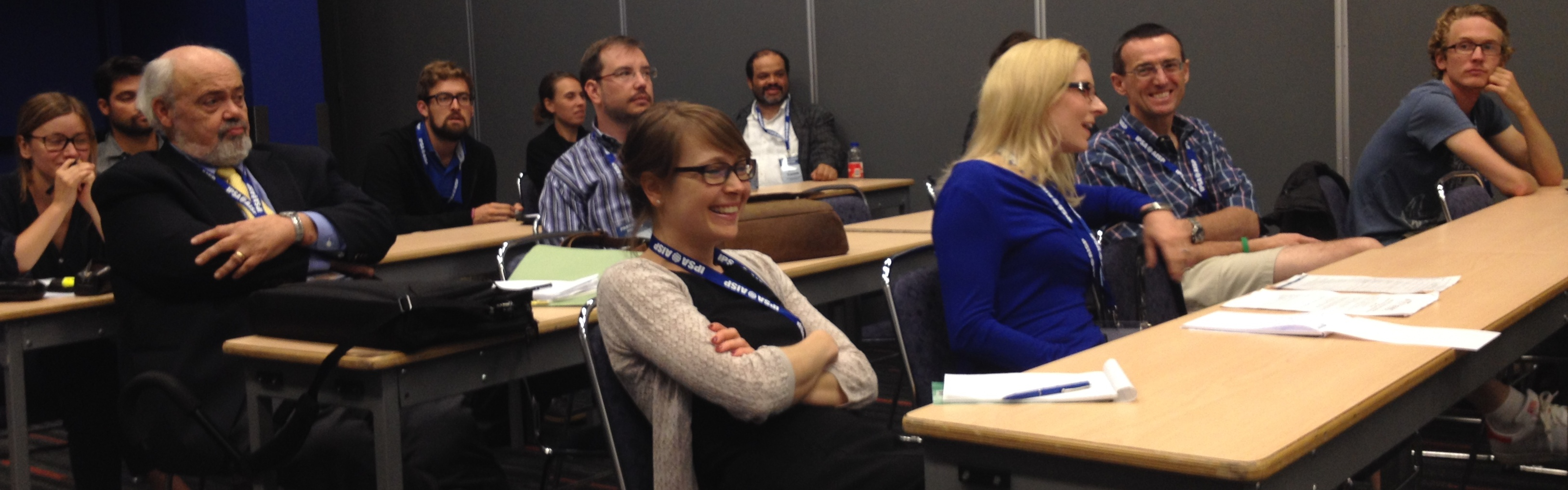 SOG research committee has successful meeting at IPSA World Congress